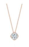 Tacori Dantela Bloom Diamond Necklace FP64365PK