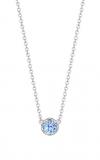 Tacori Crescent Crown Necklace SN23645