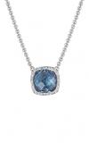 Tacori Crescent Embrace Necklace SN23233