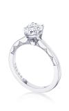 Tacori Coastal Crescent Engagement Ring P100PS85X55FPK