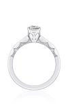 Tacori Coastal Crescent Engagement Ring P100PR5FY