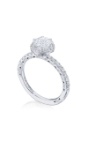 Tacori Petite Crescent  HT2572RD65W product image