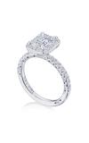 Tacori Petite Crescent Engagement Ring HT2572EC8X6W
