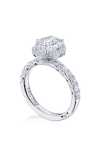 Tacori Petite Crescent HT257225RD8W product image
