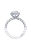 Tacori Petite Crescent Engagement Ring HT257225OV9X7W
