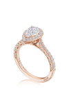 Tacori Petite Crescent Engagement Ring HT2571PS85X55W