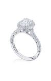 Tacori Petite Crescent Engagement Ring HT2571OV9X7W