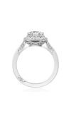 Tacori Crescent Chandelier Engagement Ring HT2563RD65