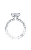 Tacori Petite Crescent Engagement Ring HT254525PR75