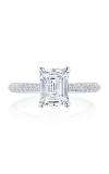 Tacori Founder's Ring RoyalT Engagement Ring HT2672EC85X65
