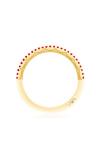 Tacori Crescent Crown Wedding Band 2674B12RBY