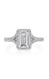 Tacori Dantela Engagement Ring 2672EC85X6W