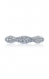 Tacori Classic Crescent Wedding Band 2578BW