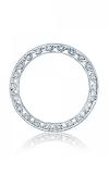 Tacori Classic Crescent Wedding Band HT2430SMBW