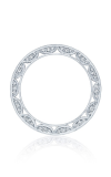 Tacori Classic Crescent Wedding Band HT2550B12W