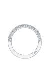 Tacori Petite Crescent Wedding Band HT254515B12W