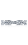 Tacori Ribbon Wedding Band HT2528B12W