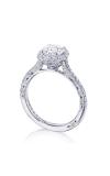 Tacori Inflori Engagement Ring HT2576RDOV65Y