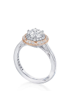 Tacori Crescent Chandelier Engagement Ring HT2569RD7PK