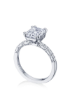 Tacori Coastal Crescent Engagement Ring P1042EC85X65FW