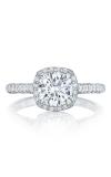 Tacori Petite Crescent Engagement Ring HT2547CU65