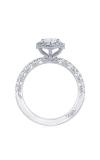 Tacori Petite Crescent Engagement Ring HT2572OV85X65W