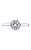 Tacori Dantela Engagement Ring 2639RD5