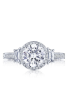 Tacori Dantela Engagement Ring 2663RD75