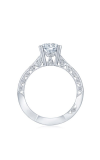 Tacori Classic Crescent Engagement Ring 2644RD7512