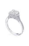 Tacori Dantela Engagement Ring 2672RD8