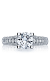 Tacori Classic Crescent Engagement Ring HT2513RD7512X