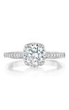 Tacori Dantela Engagement Ring 2620RDSMPW