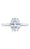 Tacori Simply Tacori Engagement Ring 2650OV8X6
