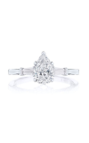 Tacori Simply Tacori Engagement Ring 2669PS85X55