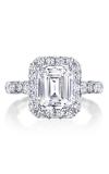 Tacori Petite Crescent RoyalT Engagement Ring HT2653EC85X65