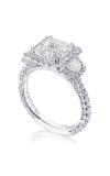 Tacori Petite Crescent RoyalT Engagement Ring HT2677PR7