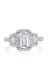 Tacori RoyalT Engagement Ring HT2677EC85X6