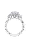 Tacori RoyalT Engagement Ring HT2677RD8