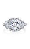 Tacori Petite Crescent RoyalT Engagement Ring HT2677CU85