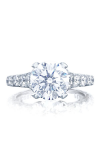 Tacori Petite Crescent RoyalT Engagement Ring HT2623RD8