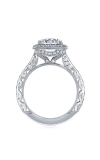 Tacori RoyalT Engagement Ring HT2650CU85