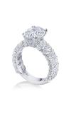 Tacori Classic Crescent RoyalT Engagement Ring HT2665RD9