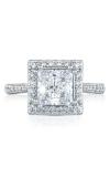 Tacori RoyalT Engagement Ring HT2652PR7