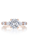 Tacori RoyalT Engagement Ring HT2667RD8
