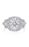 Tacori Petite Crescent RoyalT Engagement Ring HT2678CU95