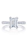 Tacori Petite Crescent RoyalT Engagement Ring HT2663EC85X65