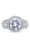 Tacori RoyalT Engagement Ring HT2613RD85