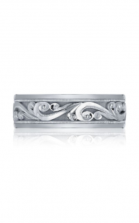 Tacori Sculpted Crescent Wedding Band 104-7W product image