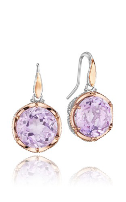 Tacori Lilac Blossoms Earrings SE104P13 product image