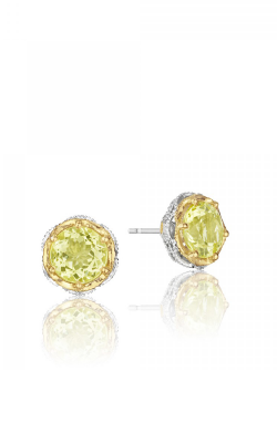 Tacori Crescent Crown Earring SE105Y07 product image